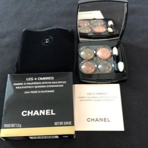 NIB Chanel Les 4 Ombres multi Quadra eyeshadow
